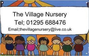 The Village Nursery logo