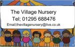 The Village Nursery logo