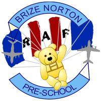 Brize Norton preschool logo