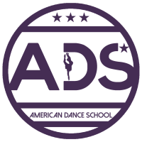 American Dance School Logo