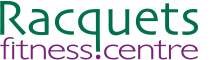 Racquets Fitness Centre logo