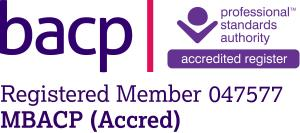 BACP accreditation Catherine Winchester
