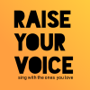 Raise your voice logo