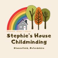 Stephie's House Childminding Logo