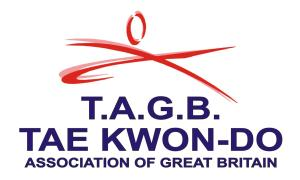 TAGB Logo for Wantage Tae Kwon-Do & Self-Defence