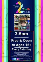 Take2 Youth Club Poster