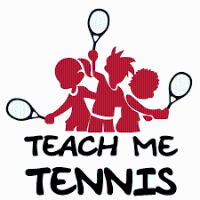 Teach me Tennis logo