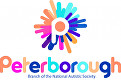 Logo for National Autistic society peterborough branch