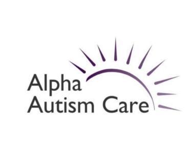 Alpha Autism Care logo