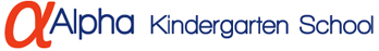 Alpha Kindergarton School Logo