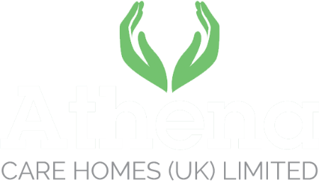 Athena Care Homes logo