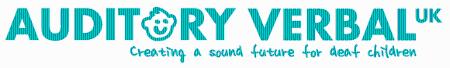 Auditory Verbal UK logo