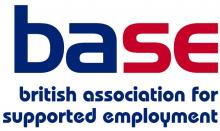 logo for British Association for supported employment
