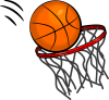 Basket Ball Logo