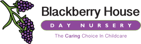 Blackberry House Day Nursery Logo