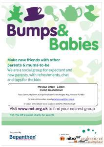 Bumps and Babies Logo