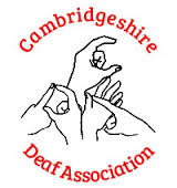 Cambridgeshire Deaf Association logo