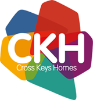 logo for cross keys homes