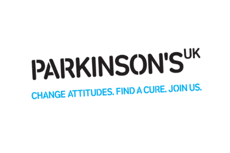 logo for Parkinson's UK