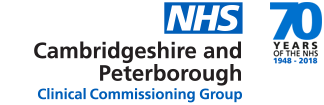 Cambridgeshire and Peterborough Clinical Commissioning Group logo