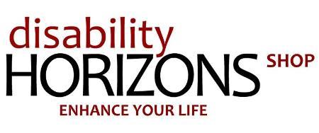 logo for disability Horizons