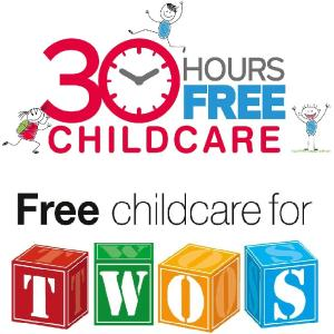 Free child care Logo