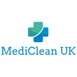 Logo for MediClean UK