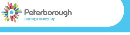 Healthy Peterborough Logo