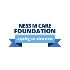 Ness M Care Foundation logo
