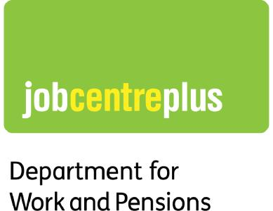 logo for Job centre plus