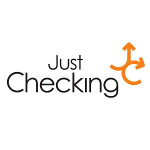 logo for Just Checking