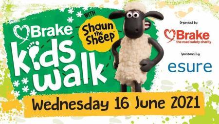 Brake Kids Walk 2021 Logo