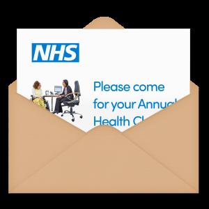 Invitation letter to Annual Health Check