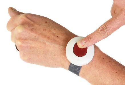 Lifeline wrist band