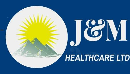 J and M Healthcare logo