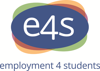 logo for employment for students