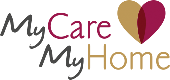 logo for my care my home