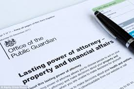 Lasting Power of Attorney