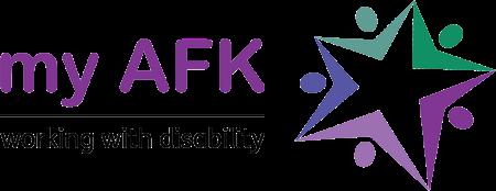 My AFK logo