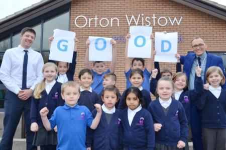 Orton Wistow School image