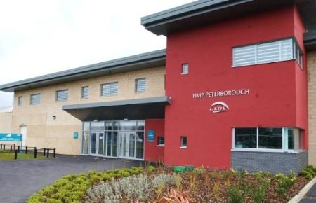 HMP Peterborough prison