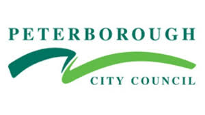 logo for peterborough city council