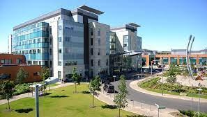 Peterborough City Hospital - location of the Urgent Treatment Centre