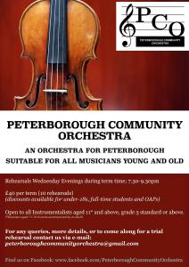 Peterborough Community Orchestra