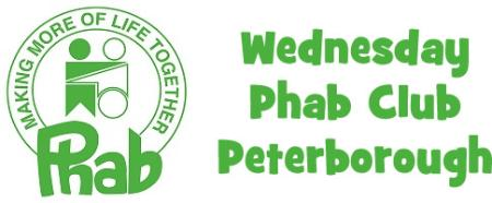 logo for PHAB Peterborough
