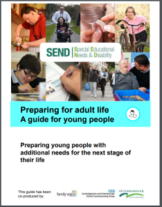 Preparing for Adult Life - a guide for young people
