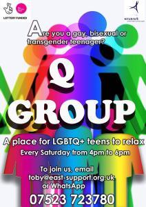 Q Group Logo