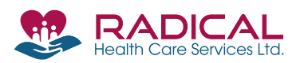 Radical Health Care Services logo