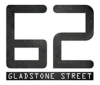 62 Gladstone Street Logo