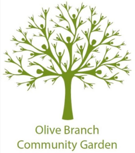 Olive Branch Community Garden Logo